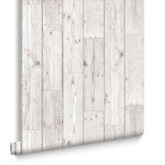 Wood Plank Wallpaper, , large