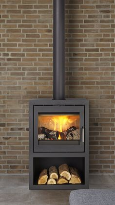 Small Fireplace, Stove, Home Appliances, Wood, Diy, House Appliances, Woodwind Instrument, Bricolage, Hearth