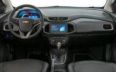 carro novo: Chevrolet Onix 2014