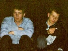 Tim Paal and Harry Luehr pre-Abortive-Gasp 1987