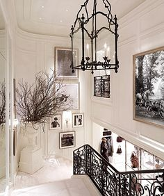 white decor… « eclectic revisited by Maureen Bower