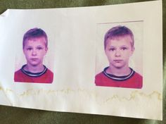 Passport Picts of Christopher taken in Greece .With the intentions of smuggling him out of Greece for which I  just couldn't follow it through as I didn't want him to suffer even though he was abducted off his mother