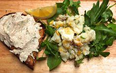 Ridiculously delicious smoked mackerel paté