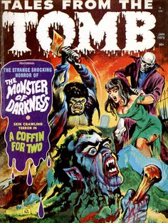 Tales from the Tomb - Vol. 5 #1 (Eerie Publications, 1973)