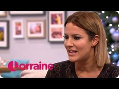 Caroline Flack On Her Chemistry With Olly Murs | Lorraine - http://maxblog.com/2152/caroline-flack-on-her-chemistry-with-olly-murs-lorraine/