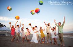 Beach Wedding Celebration
