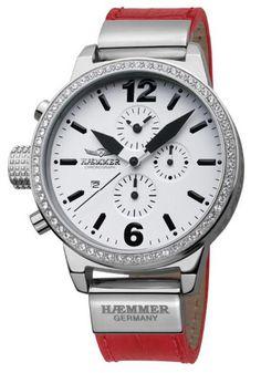 Haemmer Germany, HC-30 Asprezza, Big Face watch
