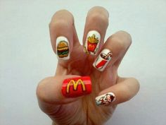 I wish i still worked at mcdonalds, so i could do this...