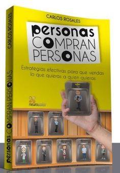 """""""Recientes estudios han mostrado que en las ventas, las personas primero compran a la persona (al vendedor), luego a la empresa y finalmente al producto o servicio."""" Carlos Rosales"""