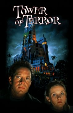 Disney Collection * Unrated ~ Comedy, Family, Horror, Thriller = Tower of Terror - 1997