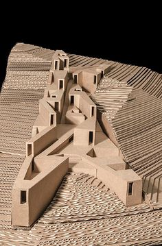Some of the best architecture buildings , architect, architecture project, design, buildings architecture model materials Covet House Conceptual Model Architecture, Architecture Design, Architecture Model Making, Concept Architecture, School Architecture, Amazing Architecture, Landscape Architecture, Landscape Model, Landscape Design