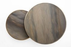 Spotlight: Australian Design News // June Round Side Table by Kiko Salomao Architecture Coffee Table Top View, Coffee Table Book Design, Coffee Table Decor Living Room, Stone Coffee Table, Coffee Table Styling, Coffe Table, Decorating Coffee Tables, Table Tray, Coffee Table Refinish