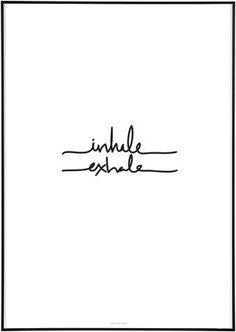 endless inhale exhale tattoo, unique armband tattoo idea representing peace and happiness, pin: morganxwinter Inhale Exhale Tattoo, Tatto Ink, Tatoo Art, Get A Tattoo, Relax Tattoo, Tattoo Pain, Tiny Tattoo, Piercings, Frases