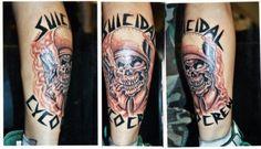 ST Cyco tattoo
