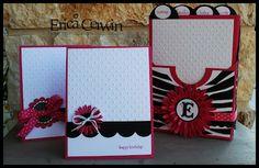 Stampin Celebration Challenge 55 - SCIC 55  Erica Cerwin at Pink Buckaroo Designs
