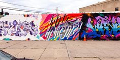 Graffiti Art of the City, From the Bronx to Brooklyn - The New York Times