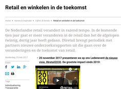 De toekomst van de winkelvloer volgens INretail