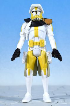 "Star Wars Saga Legends COMMANDER BLY 3.75"" Action Figure SL26 Hasbro  #Hasbro"