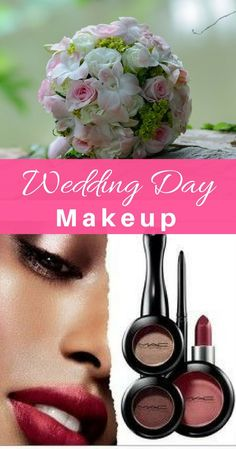 Makeup collection for your Wedding Day or any special occasion #ad #cosmetics #makeupforblackwomen