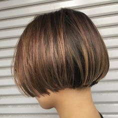 80 Bob Hairstyles To Give You All The Short Hair Inspiration - Hairstyles Trends Bob Hairstyles For Fine Hair, Layered Bob Hairstyles, Lob Hairstyle, Short Bob Haircuts, Short Hair Cuts, Short Hair Styles, Modern Bob Haircut, Blonde Bob Haircut, Bobs For Thin Hair