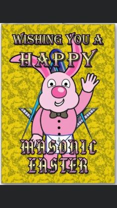 Travel Light, Easter Bunny, Happy, Cards, Ser Feliz, Maps, Playing Cards, Being Happy
