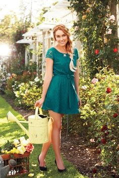 LC Lauren Conrad for Kohl's Fall 2012 Lookbook