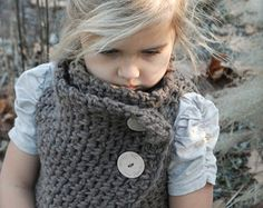 CROCHET PATTERN - Adelaide Wrap (Toddler, Child, Adult sizes)