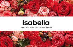 Creación de marca Isabella Centro de Estética y Fotodepilación  http://cargocollective.com/aleksfigueira/Isabella#Branding #GraphicDesign #Diseñografico