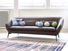 Another great piece from the shooting for the Möbel Pfister (@moebelpfister) catalogue I did with the help of Alexandra Rawlinson and Marianne Kohler (@mariannekohler). Check out the whole spread on my website. #EricSchmid #spring #catalogue #shooting #moebelpfister #furniture #decoration #modern #style #couch #volleyball