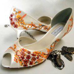 Shoes: New Bridal Wedding Shoes 2012