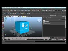 MESISE.COM - สอน MAYA animated texture - YouTube