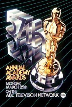 1985 57th Annual Academy Awards