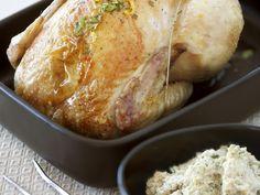 poulet, ricotta, parmesan râpé, comté, oeuf, courgette, oignon, pain de mie, citron, cerneau de noix, persil, basilic, beurre, huile...