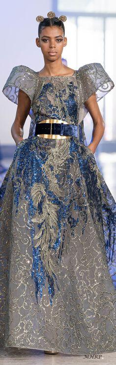 Couture Fashion, Runway Fashion, Fashion Show, Elie Saab Fall, Elie Saab Couture, Fashion 2018, Couture Collection, Spring Summer, Glamour