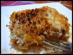 Holy Cannoli Recipes: Buffalo Chicken & Potato Casserole...It's what's for dinner!