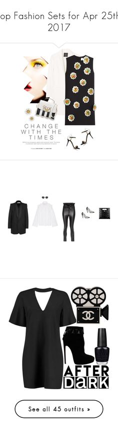 """""""Top Fashion Sets for Apr 25th, 2017"""" by polyvore ❤ liked on Polyvore featuring MANGO, Victoria, Victoria Beckham, Charlotte Olympia, CharlotteOlympia, minidress, polyvoreeditorial, whitecoat, Balenciaga, Marques'Almeida and Isabel Marant"""