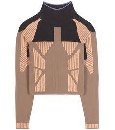 mytheresa.com - Pull raccourci (SEASON 3) - Luxe et Mode pour femme - Vêtements, chaussures et sacs de créateurs internationaux
