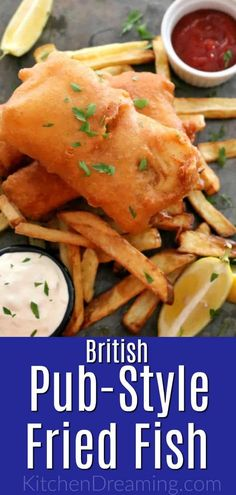 My Beer Battered Fish Recipe Baked Salmon Recipes, Fish Recipes, Seafood Recipes, Sprout Recipes, Beer Recipes, Cookbook Recipes, Yummy Recipes, Fish Dishes, Seafood
