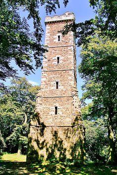 Corstorphine Hill Tower, Edinburgh