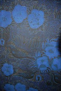 Kiurujen Yö wallpaper (Night Of The Larks) design by Birger Kaipiainen