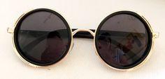 Oculos Deserto Gold
