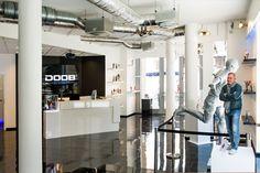 DOOB 3D Flagship Store in Düsseldorf - come visit us at Liefergasse 1a, 40213 Düsseldorf or at http://www.doob-3d.com/