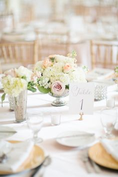 Small Pink Wedding Centrepieces, Blush and Gold Wedding Table Setting, Floating Candle Wedding Decor Gold Wedding Colors, Pink And Gold Wedding, Beach Wedding Flowers, Blush Pink Weddings, Blush And Gold, Rose Gold, Light Pink Weddings, Pink Wedding Theme, Wedding Bouquet