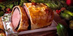 Filet de boeuf en croûte au foie gras