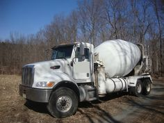 2007 Peterbilt 340 Cement Mixer  Price: $59,900.00    Mixer Make/Model: Terex RD 3000    Engine: 330 HP Cummins Diesel    Transmission: Eaton Fuller 8LL