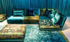 Was macht die Kölner Möbelmesse so einmalig? Sie ist ein Festival der Wohnkultur mit vielen neuen Highlights, die unsere Trendscouts präsentieren. Tenor ihres exklusiven Rundgangs: Es wird wieder mehr dekoriert, das Ambiente bleibt romantisch und wertig. Und in der Hightech-Küche geht's wohnlich zu.