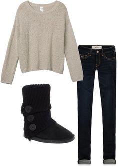 Eleanor Calder inspired outfit for winter ...