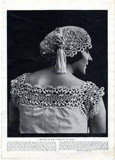 New Ideas in Crochet-Book No.9, 1917