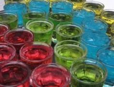 The Top 70 Recipes For Jello Shots! #cocktails #party