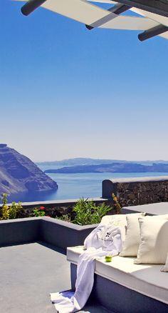 #Jetsetter Daily Moment of Zen: San Antonio in Santorini, #Greece
